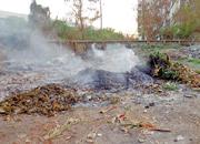 TMC: No place to dump garbage