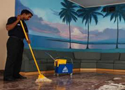 Cleaning companies have a bright future