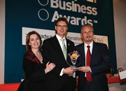 European Business Award for Tennant