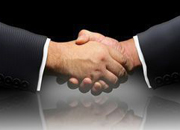 EF-IBM seal outsourcing deal