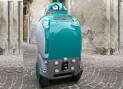 an analysis of the street cleaner robot Down the street, the car wash-n-wax cleans, brushes, washes, and waxes your  car, all for a few dollars one of the better known home-oriented robots is robot.