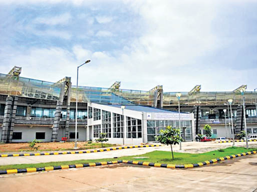 Maintaining Mangalore Airport