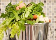 Fuel from kitchen waste!