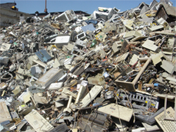 e-waste supply chain management in India: Opportunities and Challenges
