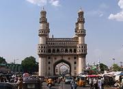 Charminar-Hyderabad city