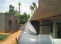 Rooftop Rainwater Harvesting Systems In Schools Clean