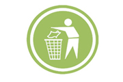 reduces waste icon copy