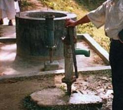 Eureka Forbes rural water supply initiative