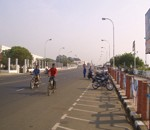 Clean roads of chennai