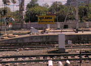 Special cleaning cell for Pune Station