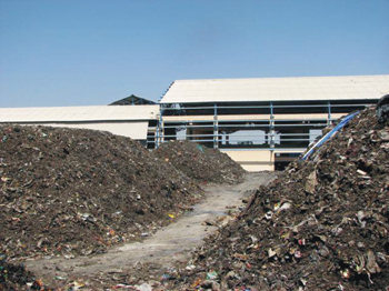 a report on composting as a sustainable solution to waste management Greenar - manufacturer of organic waste management equipment and solutions organic waste management is achieved by converting organic waste into compost for sustainable and healthy society.