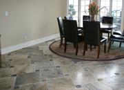 Long-lasting stone floorings