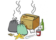 Solutions sought for smelly garbage!