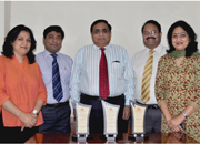 Proud Team - Pradeep Mehra, CEO & MD, Walsons HR(centre)1