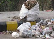 garbage drive