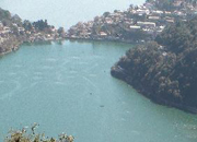 Cleanliness drive in Nainital
