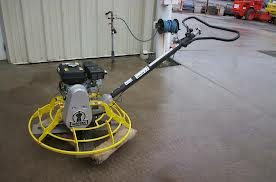 floor finishing machine