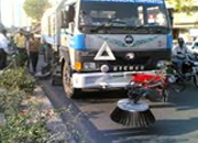 More Bucher sweepers for Mumbai