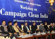 100 monuments under Clean India Campaign