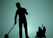 Cleaning contractors bid on accounts: Survey