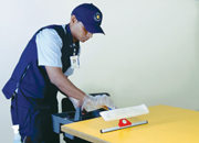 Total solutions to cleaning needs