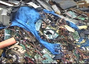 EU's new legislation to recycle e-waste