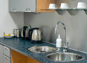 Germs in office kitchens