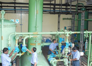 Remote Monitoring of Water Treatment Plants
