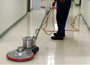 Floorcare: Removing Wax