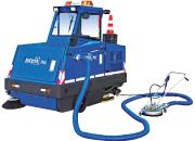 Nilfisk scrub-suction technology