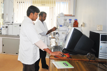 Research & Analytical Lab