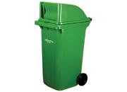 UV resistant garbage bins