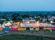 Carnivals for Cleanliness