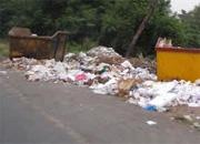 Plastic ruins Goa