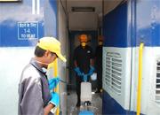 Indian Railways develop comprehensive vacuum cleaners