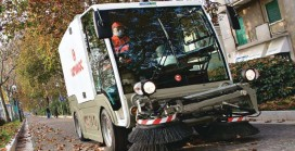 Mechanised Sweepers and Cost Efficiency
