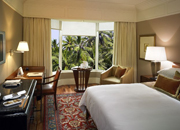 Major revamp of laundry at the Leela