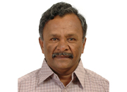 Dr S Chandrasekar, new Executive Director of Roots