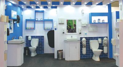 Savings Through Best Washrooms Clean India Journal