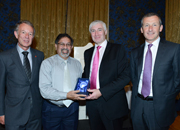 Cannon Hygiene (India) bags Global Excellence Award