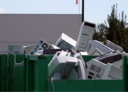Drop boxes for E-waste