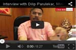 Interview with Dilip Parulekar, Minister of Goa Tourism