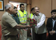 MP Group sets out to assist Pune Traffic Cops