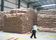 Safe storage of food in Warehouses