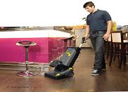 Enhancing cleaning efficiency in restaurants