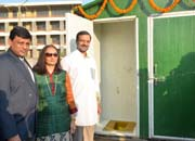 Wockhardt to install bio-toilets in slums