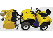 Alano 640 Ride-on Industrial Road Sweeping Machine