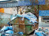 Delhi hospitals violating DPCB rules