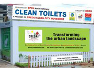CREDAI speeds up clean city movement in Kochi
