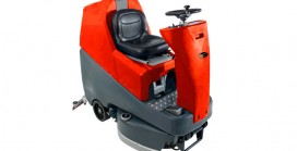 Scrubber Dryer & Vacuum Cleaner TRO 650